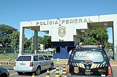 Segurança pública - Geral - Prédio da Polícia Federal