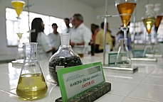 Energia - Renováveis - Laboratório de Biodiesel