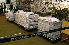 Projeto da Ficha Limpa recebeu 1,3 milhão de assinaturas