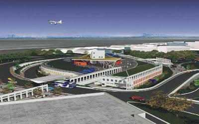 Transporte - Aviação - Aeroporto de Congonhas