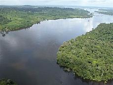 Meio Ambiente - Água - Rio Xingu (PA), onde será instalada a usina de Belo Monte