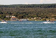 Transporte - Barcos e portos - Barcos no Lago Paranoá, Brasília/DF