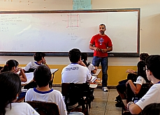 Educação - Sala de Aula