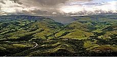 Serra da Canastra, em Minas Gerais