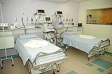 Saúde - Hospitais - UTI - Hospital