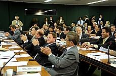 Relatório aprovado na comissão especial segue para votação pelo Plenário. Foto de Janine Moraes