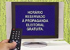 Política - Eleições - Propaganda eleitoral na TV