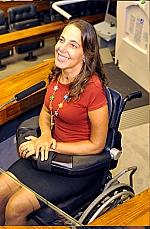 Deputada Mara Gabrilli