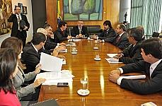 Presidente Marco Maia  e deputados criam a Comissão Especial de enfrentamento ao crack
