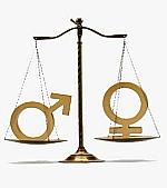 Direitos Humanos e Minorias - Mulheres  -Igualdade entre os sexos