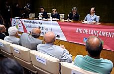 Ato de lançamento da Frente Parlamentar pela Reforma Política com participação popular