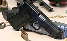 Segurança pública - Armas