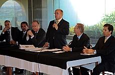 Dep. Júlio Cesar (presidente da Frente Parlamentar Municipalista)