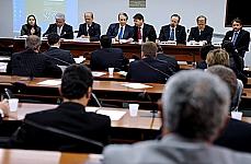 Reunião de audiência pública conjunta com as comissões de Defesa do Consumidor (CDC) e a de Trabalho, de Administração e Serviço Público (CTASP)