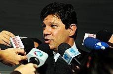 Ministro Fernando Haddad