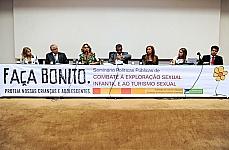 Seminário sobre Políticas Públicas de Combate à Exploração Sexual Infantil e ao Turismo Sexual