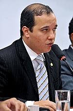 Dep. Valadares Filho, 2º vice-presidente da CTD