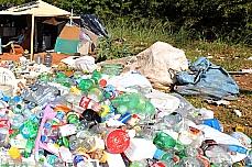 Cidades - Favelas e Pobreza - Catadores de lixo - Brasília/DF