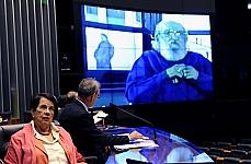 Ana Maria Freire (viuva ddo homenageado) Sessão Solene em homenagem aos 90 anos do nascimento do educador Paulo Freire