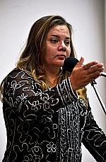 Audiência Pública - PL 7495/06 (REQ 01/11, Raimundo Gomes de Matos), Elane Alves (assessora jurídica da CONACS)