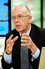 Andrew Puddephatt (consultor Internacional da Unesco)