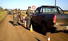 Transporte - Fiscalização - Fiscalização na fronteira