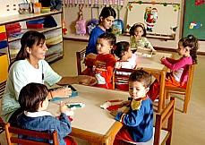 Educação - Sala de Aula - Creches