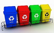 Meio Ambiente - Lixo e Reciclagem - Resíduos Sólidos 08