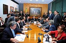 Presidente Marco Maia reunião de lideres
