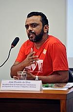 José Rivaldo da Silva (Secretário Geral da Federação dos Trabalhadores em Empresas de Correios e Telégrafos e Similares