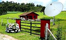 Comunicação - Rádio e TV - PARABOLICA
