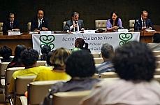 Seminário Quilombo Vivo. Tema: promover e proteger o patrimônio cultural quilombola (REQ. 82/11, Fátima Bezerra, Luís Alberto e Vicentinho)