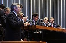 Alexandre Padilha ministro da saúde, na Sessão que discute a regulamentação da Emenda 29 (PLP 306/08), que trata de recursos para a saúde.