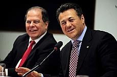 Audiência Pública - João Ricardo Moderno (pres. da Academia Brasileira de Filosofia) e dep. Giovani Cherini (presidente)