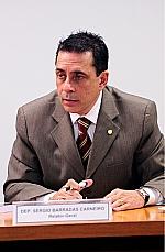 Dep. Sérgio Barradas Carneiro (PT-BA), relator-geral