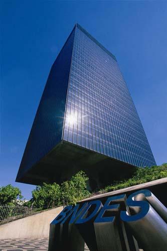 Brasília - Monumentos e prédios públicos - BNDES