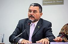 Subcomissão especial Sistema Único de Saúde - dep. João Ananias (PCdoB-CE)