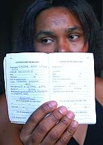 Trabalho - Geral - Trabalhador doméstico - Carteira assinada