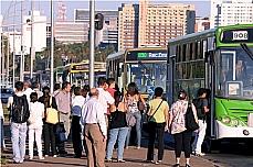 Transporte - Ônibus - Transporte público em Brasilia e entorno