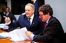 Reunião Ordinária: Discussão e votação do relatório do dep. Givaldo Carimbão - dep. Givaldo Carimbão (relator) e dep. Reginaldo Lopes (presidente)