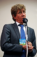 Herman Huisman (coordenador do Departamento Nacional de Resíduos Sólidos da Holanda)