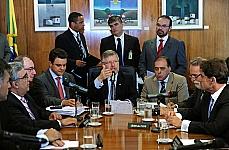 Reunião de Líderes para discutir a pauta de votação