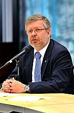 Presidente Marco Maia concede entrevista