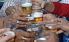 Economia - Indústria e Comércio - VT Alcool cerveja bebida