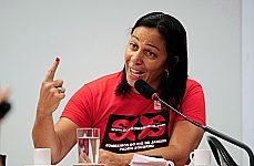 Cristiane Daciolo (esposa do cabo do Corpo de Bombeiros do Rio de Janeiro, Daciolo)