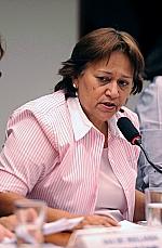 Dep. Fátima Bezerra (PT/RN)