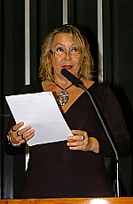Dep. Erika Kokay (PT/DF)