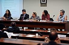 Audiência Pública. Tema: O direito à comunicação, à informação, e o universo da surdez, bem como sobre as soluções em acessibilidade necessárias à plena inclusão social da pessoa com deficiência auditiva usuárias da língua portuguesa. (REQ 174/12, Rosinha da Adefal, e Arnaldo Faria de Sá)