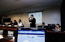 Tema: As novas regras de privacidade de políticas do Google e os impactos dessas novas mudanças, à luz do Código de Defesa do Consumidor e à legislação brasileira de maneira geral - Marcel Leonardi  diretor de Políticas Públicas e Relações Governamentais Google do Brasil