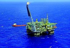 Energia - Petrobras - Plataforma de petróleo